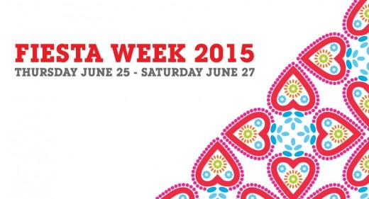 FiestaWeek Blog header