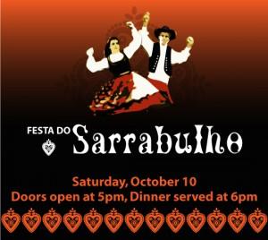 Festa do Sarrabulho Poster