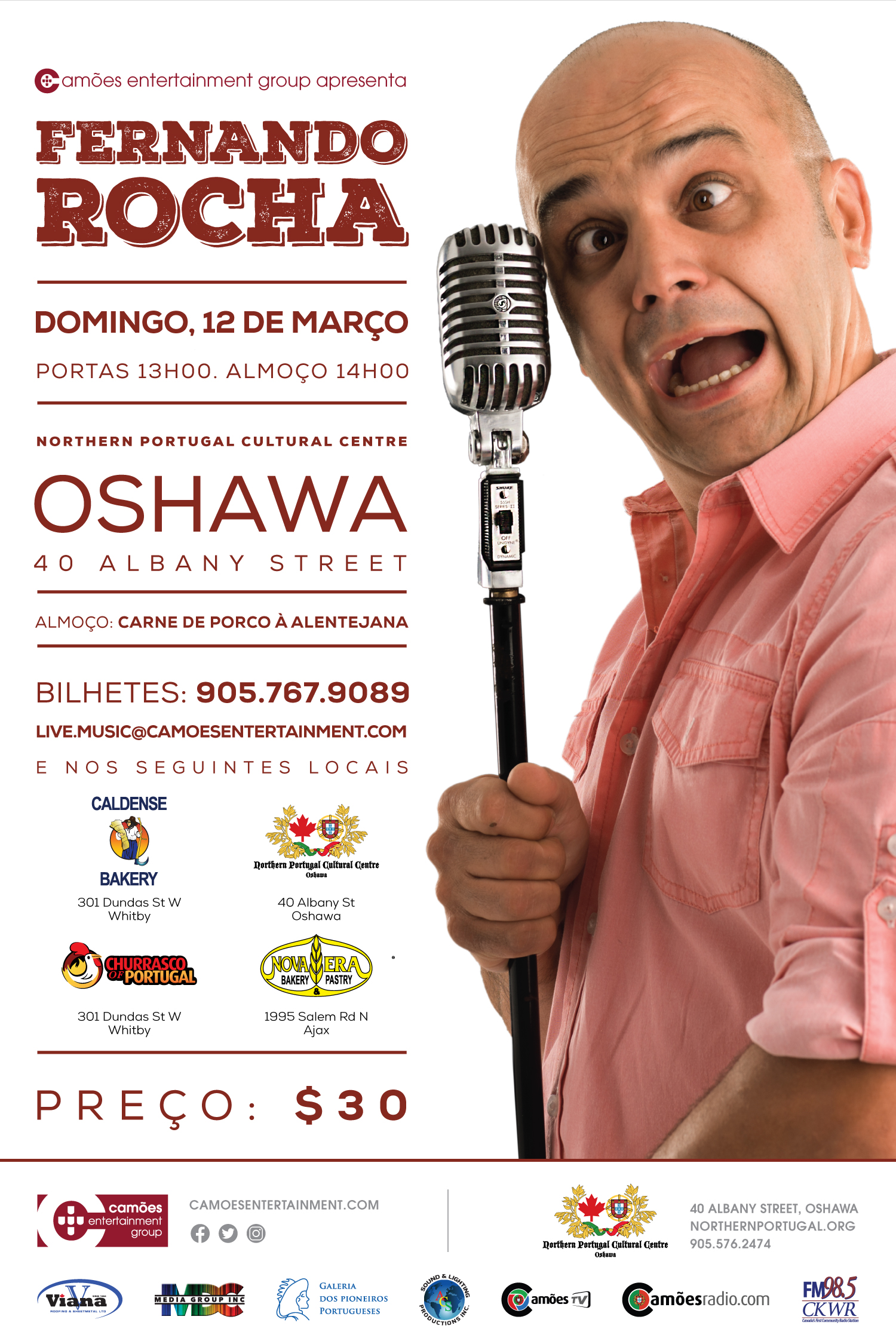Fernando Rocha poster