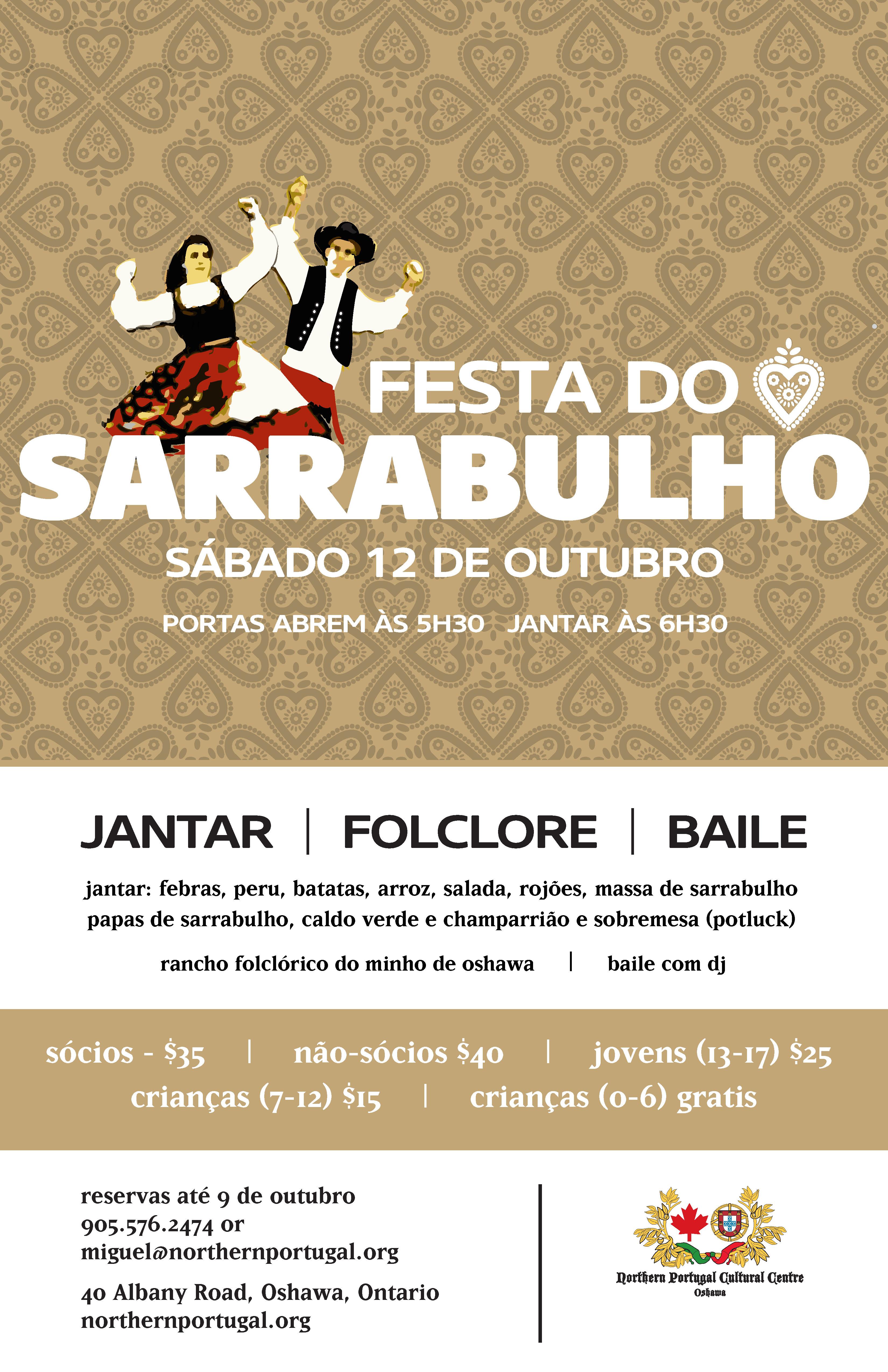 Festa do Sarrabulho